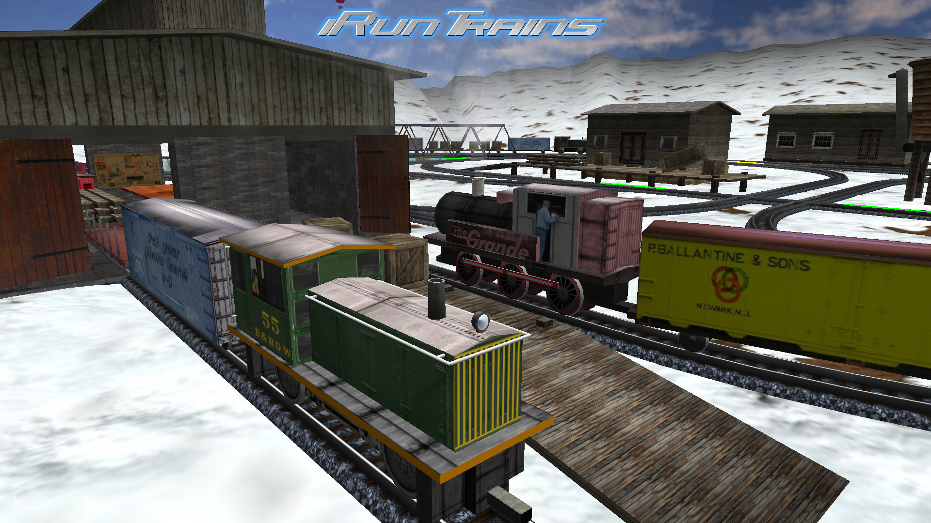 Welcome to iRunTrains